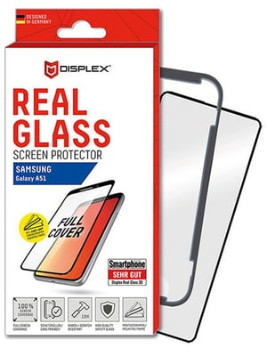 Real Glass Full Cover Displayschutz