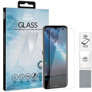 2.5D Glass clear