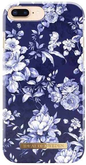 Back Cover Sailor Blue Bloom