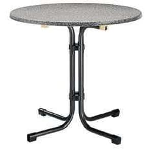 Giardino Table ronde Ø80cm