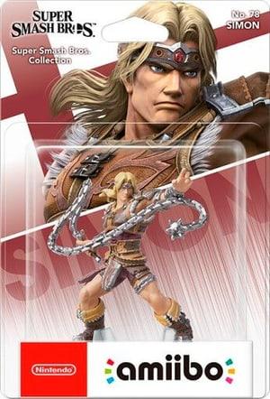 amiibo Super Smash Bros. Character - Simon Belmont