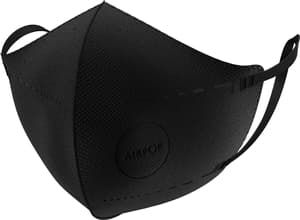 Pocket Mask NV (4 pièce) - black