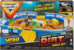 Monster Jam Dirt Arena