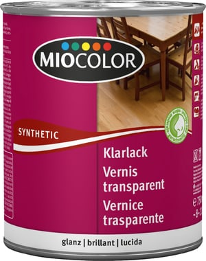 Synthetic Klarlack glanz Farblos 750 ml
