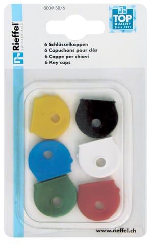 Diversi colori, 6 pezzi
