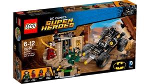 LEGO DC Comics Super Heroes Batman: le sauvetage de Ra's al Ghul 76056