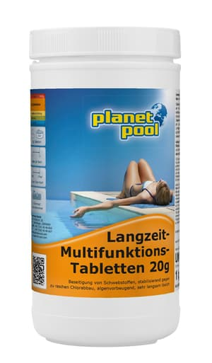 Multifunktions-Tabletten 20g