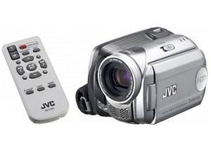 JVC HDD CAMCORDER GZ-M21