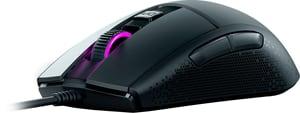 Burst Core Maus schwarz
