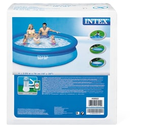 POOL SET 105x76 220-240V MIT PUMPE