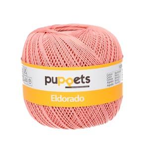 Häkelgarn Puppets Eldorado