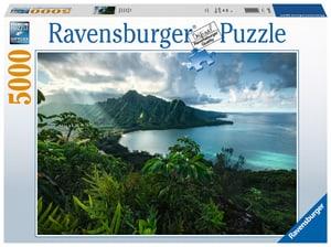 Paesaggio hawaiano Puzzle 5000p