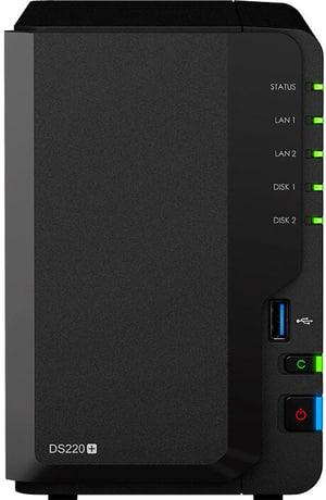 DiskStation DS220+ logement vide