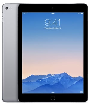 iPad Air 2 WiFi 128GB space gray