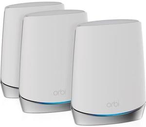 RBK753-100EUS Orbi WiFi 6 AX4200 Tri-Band Mesh System