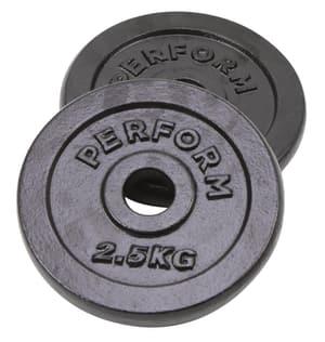 2 x 2,5 kg
