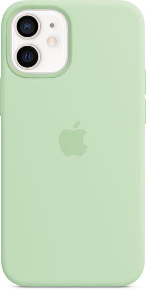 iPhone 12 mini Silicone Case MagSafe Pistachio