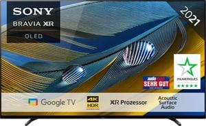 """OLED  XR-77A80J 77"""" 4K HDR Google TV"""