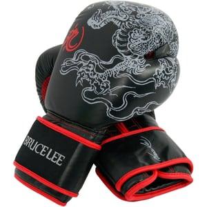 Gant de boxe de luxe 12 OZ avec fermeture velcro