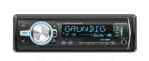 Autoradio Grundig DAB + con antenna 12V