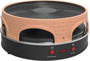 Pizza/Raclette Grill 4-in-1