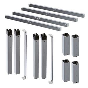 Strebenset L für Werkband Tischbreite 1610 mm 6787