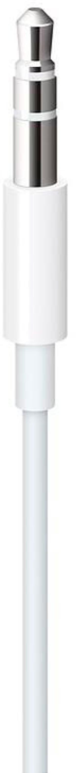 Câble audio Apple Lightning - Fiche 3,5 mm 1.2 m
