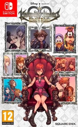 NSW - Kingdom Hearts: Melody of Memory D