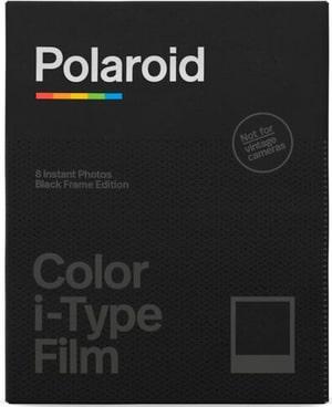 Color Film i-Type Black 8 Photos