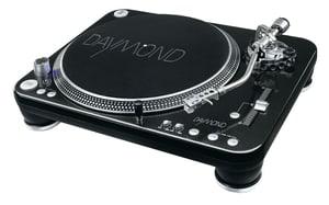 Daymond D.16.001 Plattenspieler Plattenspieler