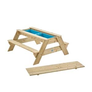Tavolo da giogo con due sandbox Deluxe