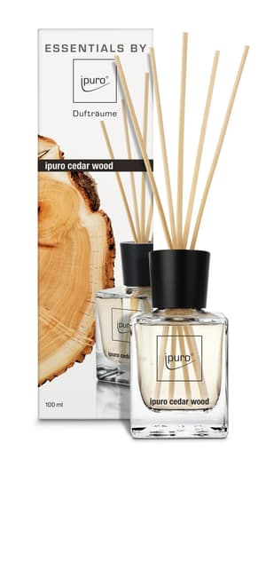 Essentials, Cedar wood, 100ml