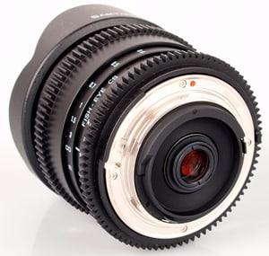 8mm F3.5 IF MC Fisheye CS II Canon