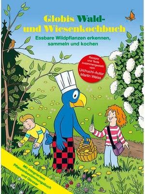 Le livre de cuisine des forêts et des prés de Globi