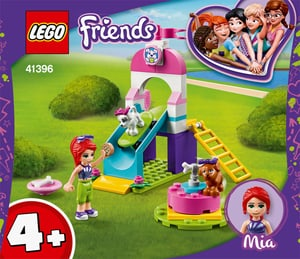 Friends 41396 L'aire de jeux de