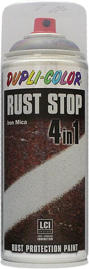 Rust Stop, ferro micaceo
