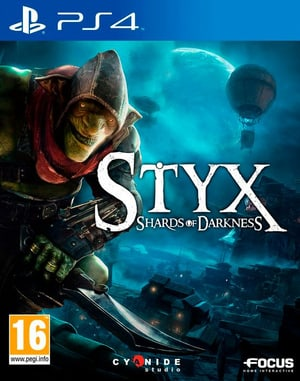 Styx - Shards of Darkness [PS4] (F)