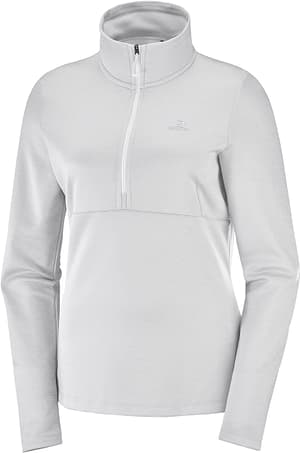 TRANSITION HALF ZIP W