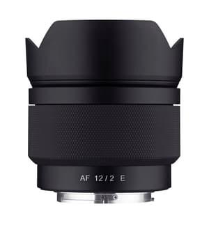 AF 12 mm F2.0 Sony E-Mount