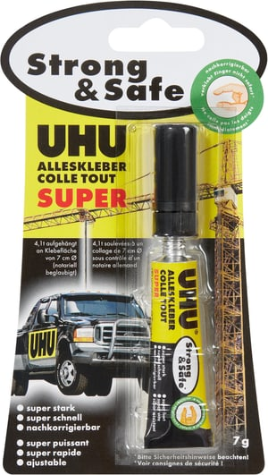 Colla universale Super Strong & Safe
