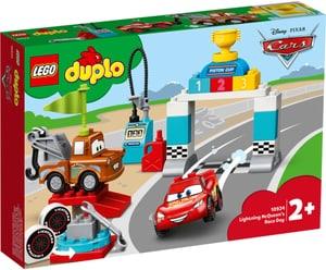 DUPLO & Disney Cars™ Lightning McQueens großes Rennen 10924