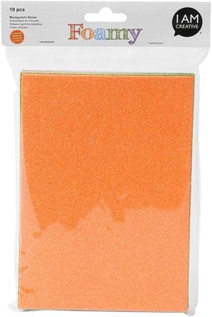 FOAMY, A5 Glitter selbstklebend,10 Stk