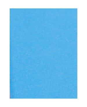 Moosgummi 30 x 40 cm, blau