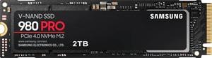 980 Pro 2 TB m.2 2280 NVMe