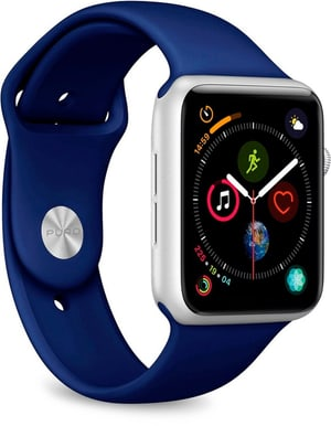 Icon Silicone Band - Apple Watch 42-44mm - dark blue