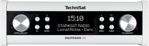 DigitRadio 20 - Bianco