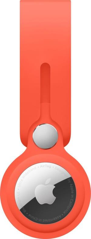 AirTag Loop Electric Orange