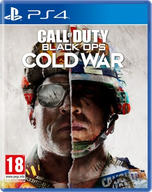 PS4 - Call of Duty: Black Ops Cold War D