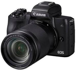 EOS M50 + 18-150mm noir