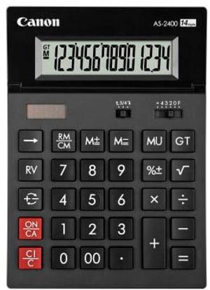 Calculatrice CA-AS2400 14-chiffres